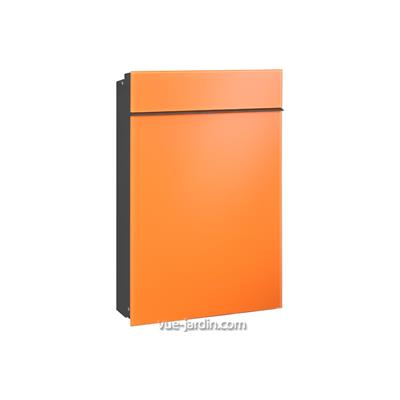 Flat Glass Orange