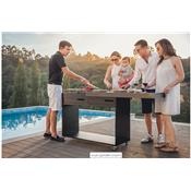 Barbecue Mobile Charbon de Bois GOB 01
