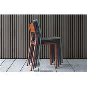 Chaise de jardin Take - Lot de 2