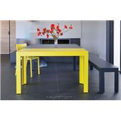 Table Jardin Rectangle Zef 130x60