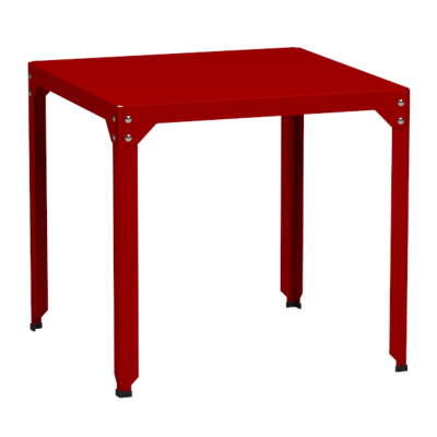 Table de Jardin Carrée Hegoa 79x79